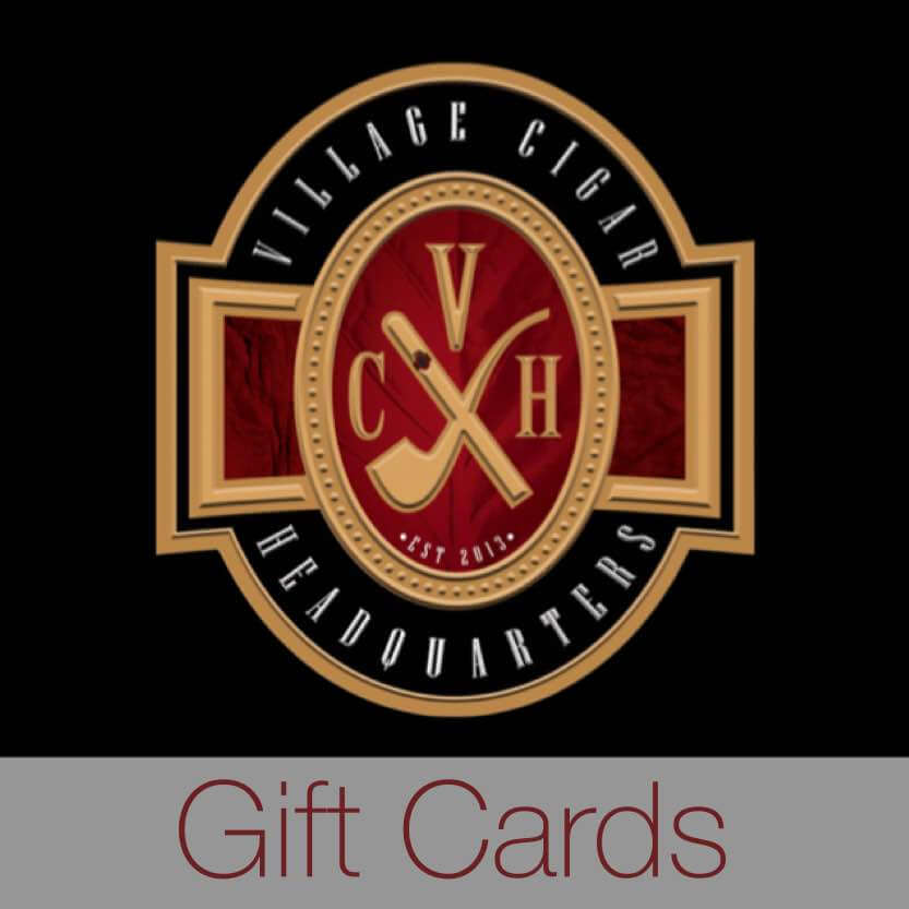 Cigar Village Gift Certificates