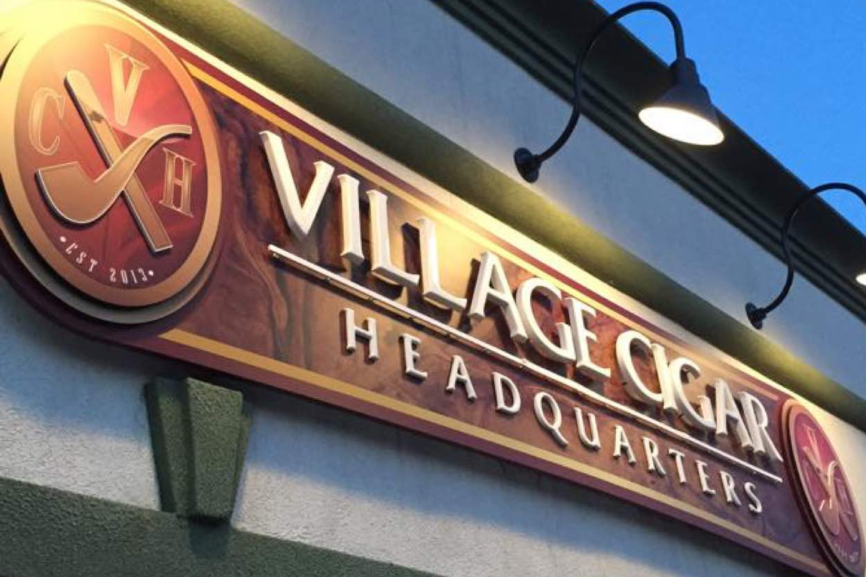 Village Cigar Headquarters About Us Image