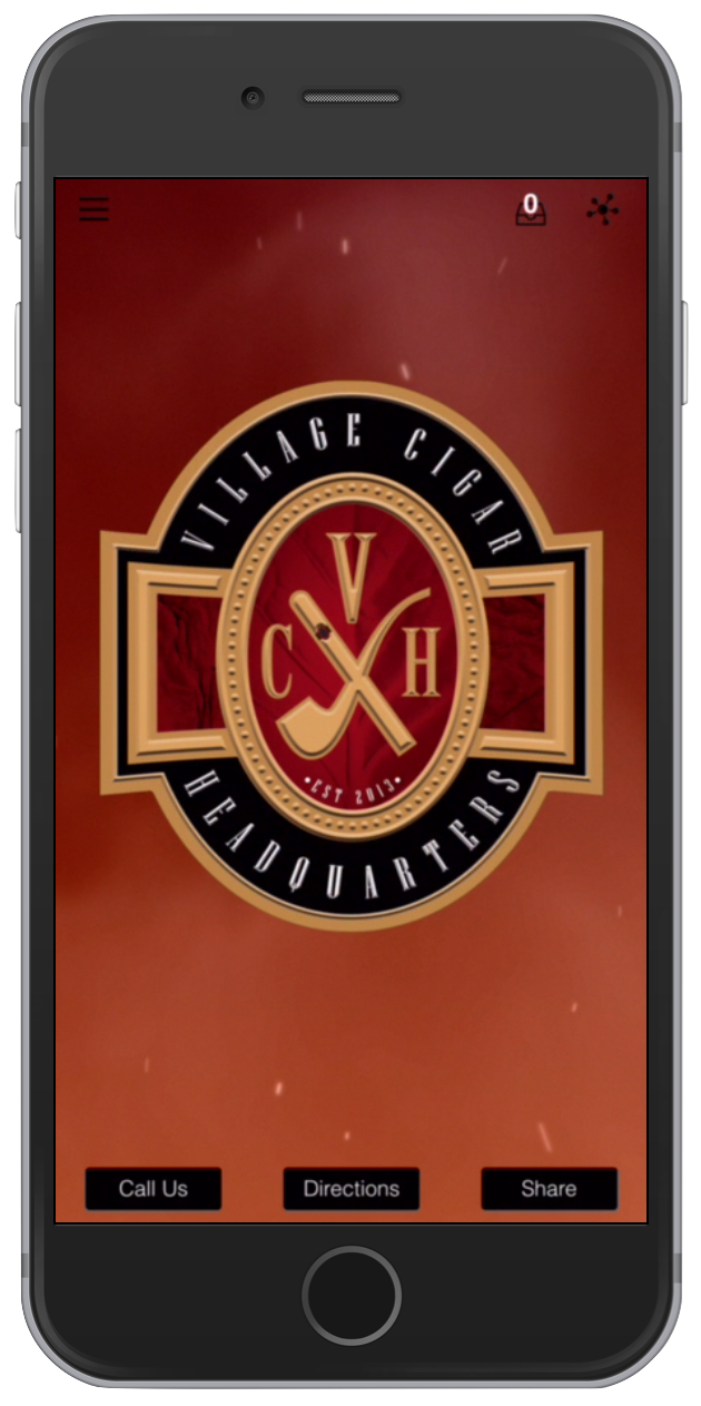 Village Cigar Headquarters App Image